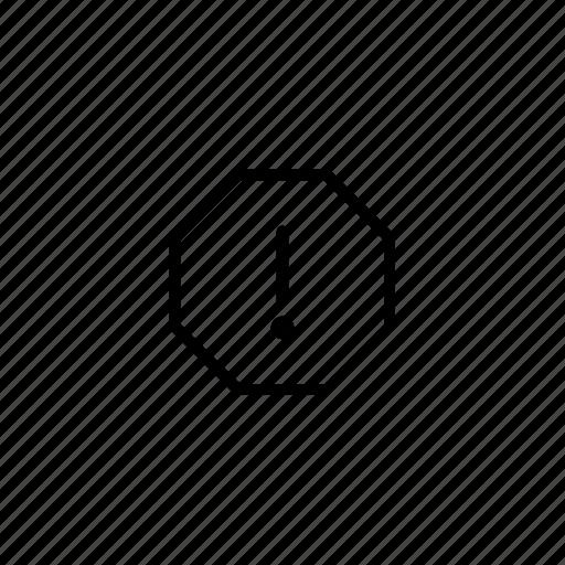 close, error, wrong, x icon