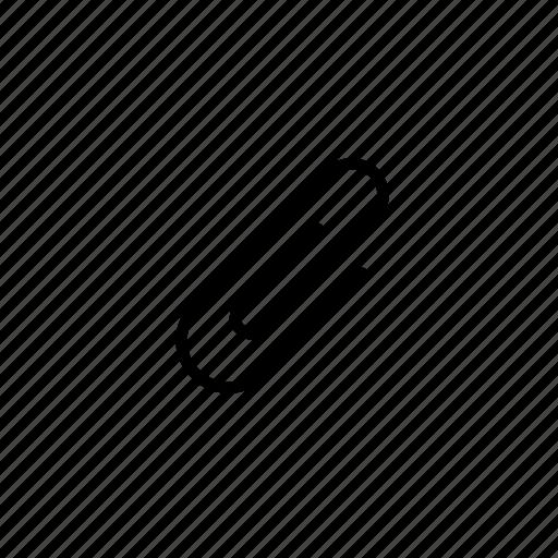 file, paper clip icon