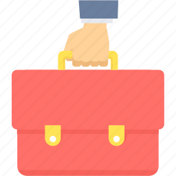 bag, briefcase, business, portfolio, suitcase, work, workcase icon