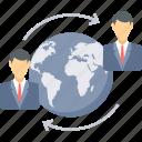 business, international, distance, international client, office, overseas, support