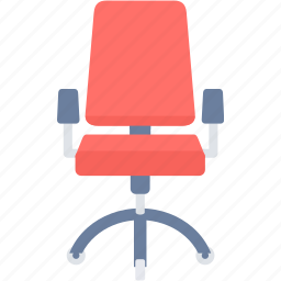 boss chair, business, chair, furniture, office, office chair, seat icon