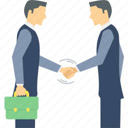 agreement, business, contract, deal, gesture, handshake, partnership icon