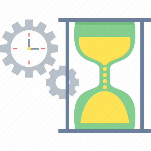 clock, commerce, hourglass, schedule, time, timer, watch icon