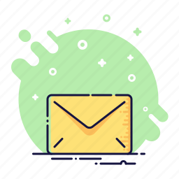 business, email, envelope, mail, message, post, send icon