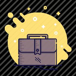 bag, brief-bag, briefcase, business, office, portfolio icon