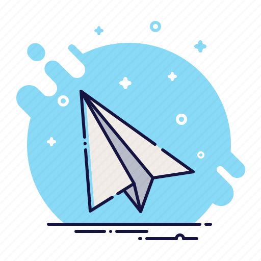 aircraft, business, marketing, office, plane, send icon