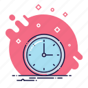 business, clock, office, time, timer, watch icon