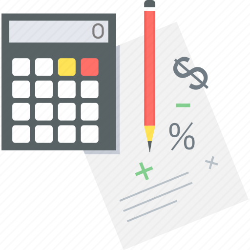 account, audit, business, calculation, calculator, computation, payment icon