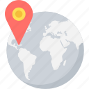 client, country, location, map, marker, navigation, pin icon