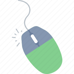 click, cursor, device, mouse icon
