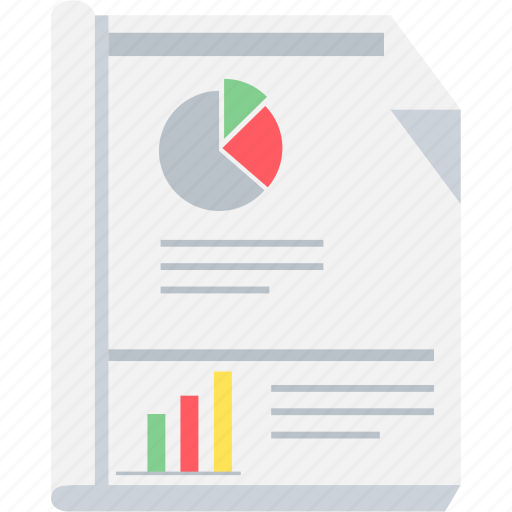 analytics, business, chart, financial, graph, report, statistics icon