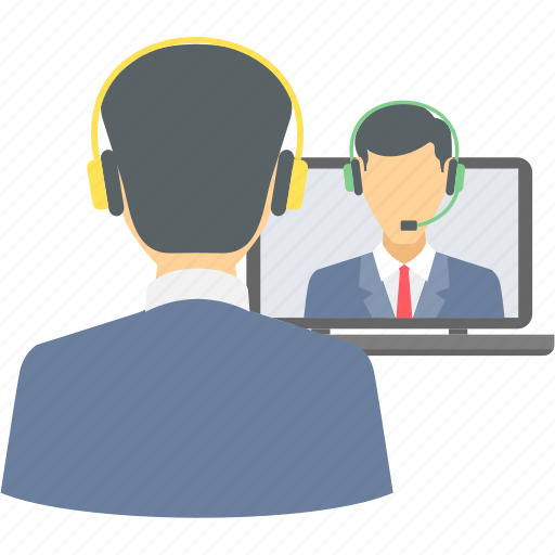 business, camera, chat, conference, live chat, video, video chat icon