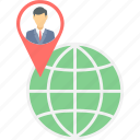client, country, gps, location, map, navigation, pin icon