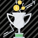 mission, achievement, award, bonus, goal, reward, trophy