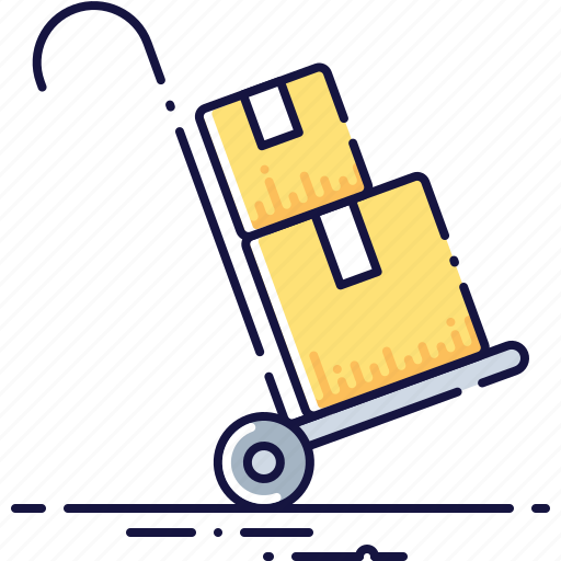 box, buy, cargo, cart, delivery, product, shopping icon
