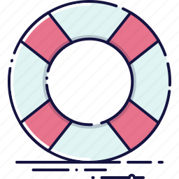 circle, help, lifebuoy, protection, ring, security, support icon