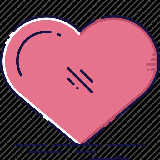 day, heart, like, love, media, social, valentine icon