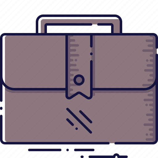 briefcase, business, diplomat, document, documents, job, portfolio icon