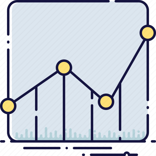analysis, business, chart, earnings, graph, growth, statistics icon