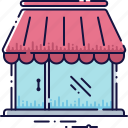 boutique, business, commerce, market, retail, store, supermarket icon
