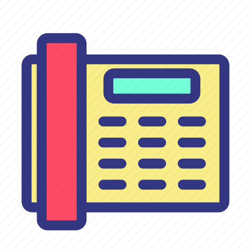 Meeting, presentation, telephone, work icon - Download on Iconfinder