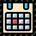 calendar, date, month, shedule, time