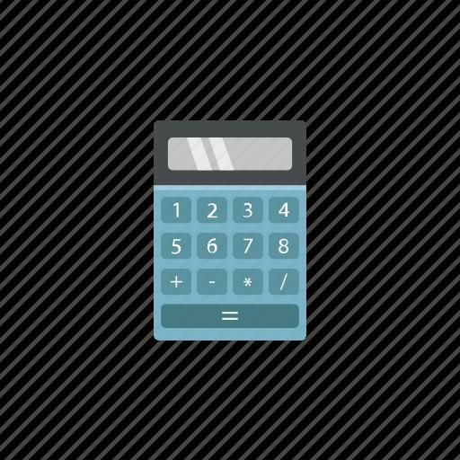 accounting, business, calculation, calculator, finance, math icon