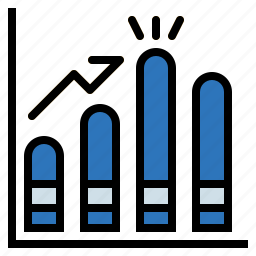 bar, bars, graph, statistics, stats icon