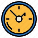 and, clock, date, time, tool, watch icon