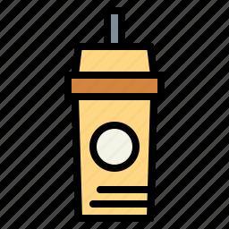 coffee, drink, food, hot, shop icon