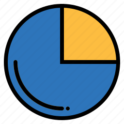 business, chart, finances, marketing, pie, statistics, stats icon