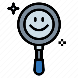 glass, magnifier, magnifying, search, tool, zoom icon