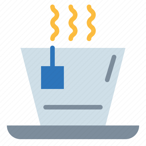 Coffee, cup, drink, hot, mug, tea icon - Download on Iconfinder