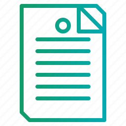 archive, document, file, interface, paper, sheet icon