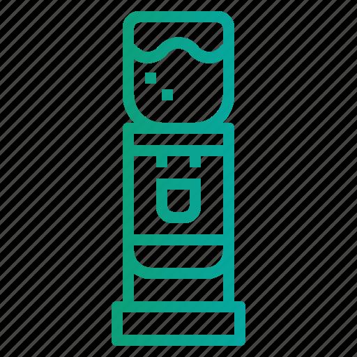 bottle, food, machine, refresh, refreshing, water icon