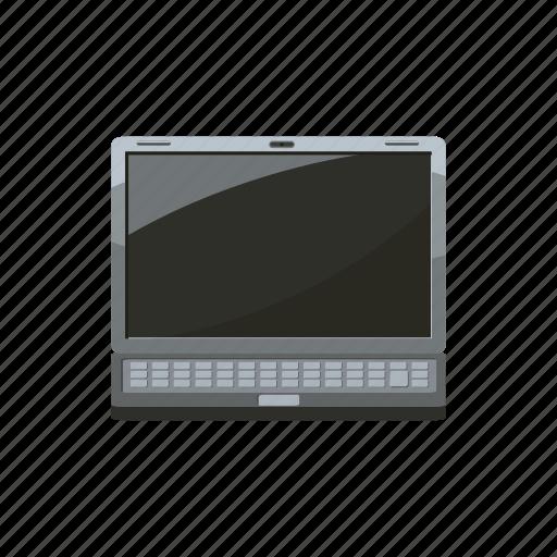 cartoon, computer, internet, laptop, pc, screen, technology icon