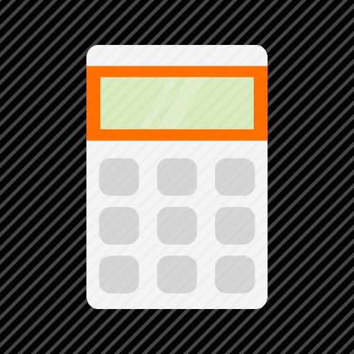 Calculator, mathematics, accounting, math icon - Download on Iconfinder