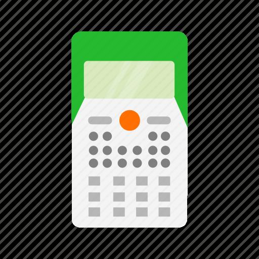 accounting, calculator, math, mathematics icon