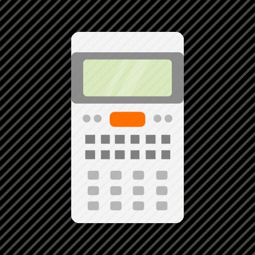 calculator, finance, math, mathematics icon