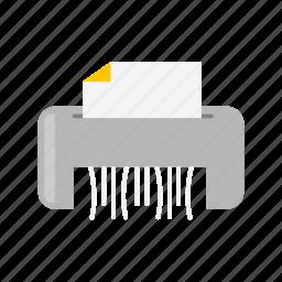 print file, printer, scan, scanner icon