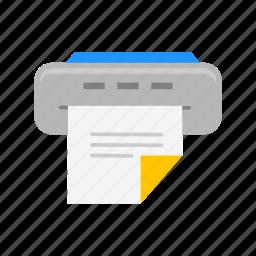 file, print, print files, printer icon