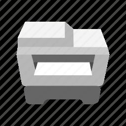 photocopy, printer, printing, scanner icon