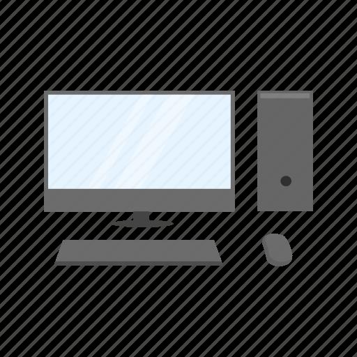 computer, internet, mac, pc icon