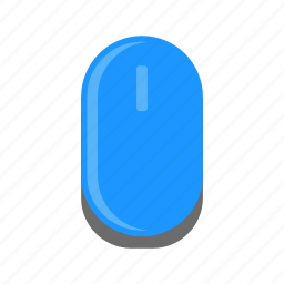 bluetooth mouse, computer, mouse, pc icon
