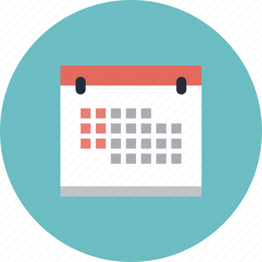 calendar, date, day, equipment, event, list, month, object, office ...