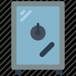 equipment, locker, office, safe icon