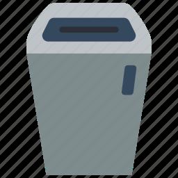 equipment, office, paper, shredder icon