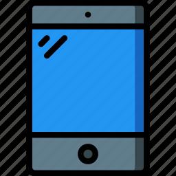 equipment, ipad, office, tablet icon