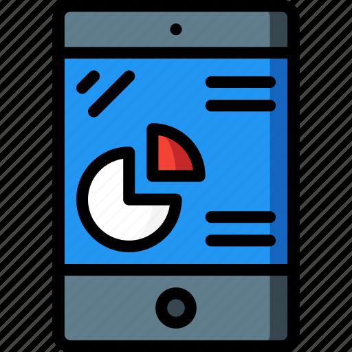 equipment, ipad, office, presentation, tablet icon