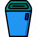 equipment, office, paper, shredder icon